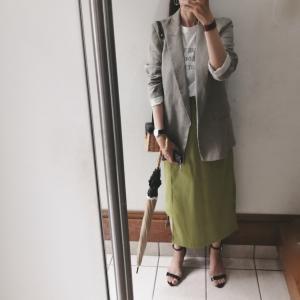 【titite】きれい色の主役スカート