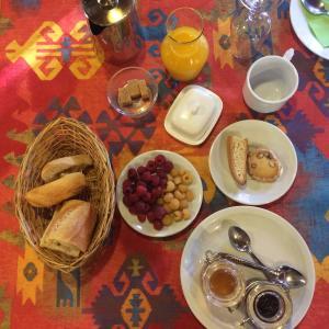 フランスのシャンブルドット 【chambre d'hote】 〜朝食〜プティ・デジョネ