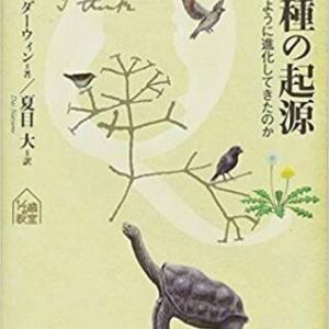 ダーウィン『種の起源』を読むなら、子ども向け入門書がオススメ!!