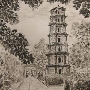 福州園風景1