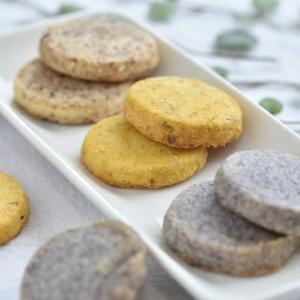 北海道・十勝から~ハーブのおくりもの「ハーブクッキー」の販売を始めました!