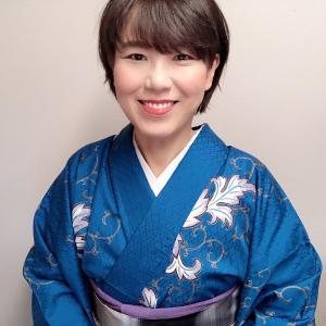 大島紬、巻きの太さが違うということは、生地の薄さが違うということなんです!
