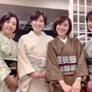 浅草にて着物パーソナルカラー診断をさせていただいています!