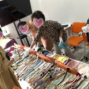 小物コーデが楽しくなる!『帯締め帯揚げコーデレッスン&お買い物講座in大阪』開催いたします