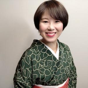 京都『伊と忠』さんでお誂えした晴雨兼用草履、できあがりました!