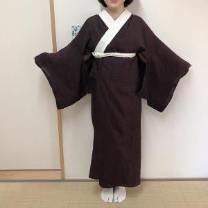 『東京キモノショー2020』・本麻長襦袢…お楽しみは少し先へとっておきましょう