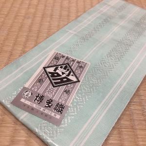 京都・えり正さんの広巾の伊達締め、使ってみました!私の感想は…