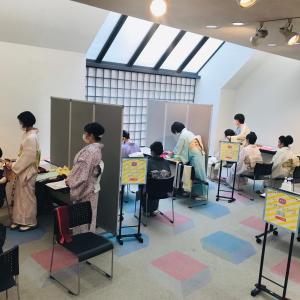 東京出張、喜んでいただき、私も嬉しい経験をさせていただきました。