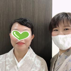 「自分の顔をポジティブに感じられる!嬉しい気づきがたくさん!」着物の顔タイプパーソナル診断ご感想