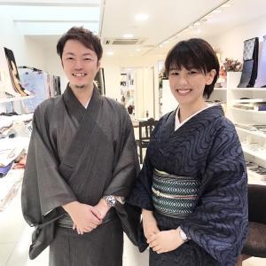 リサイクル着物の『きものイング』さんへ行ってきました!大阪天神橋筋六丁目商店街