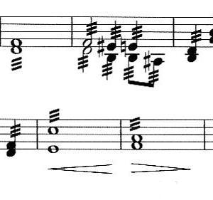 田園地帯の弦楽合奏#36