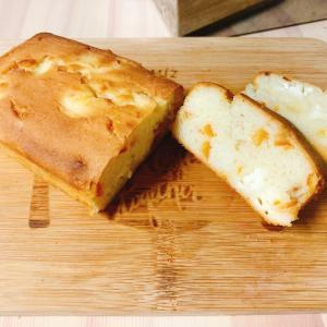 【ダイエットパン】グルテンフリー☆発酵不要!みかんとクリチの米粉食パン