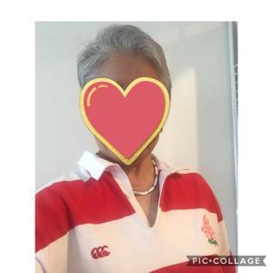 にわかラガーマンはグレイヘア69歳でちゅ~!