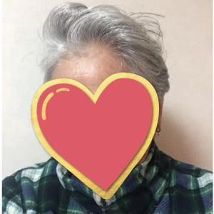 ホワイトヘア 雨の日は湿気が多く辛いでちゅ~!