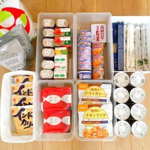 【防災の日】狭いわが家の食料品備蓄は問題山積み!?