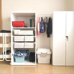 【片づけ収納ドットコム】掲載!IKEAのSTUVAを見た目より使い勝手優先でカスタマイズ!