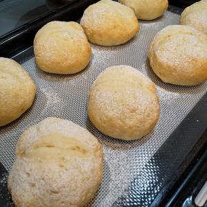 発酵なしパンにはまる