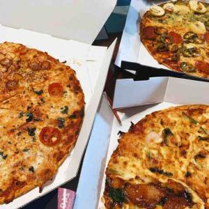 水曜限定♪夏休みご飯にお得すぎる絶品ピザ