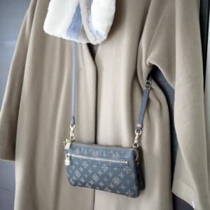 お財布ショルダーが予想以上に便利な件 & 超お得なバッグの福袋♪