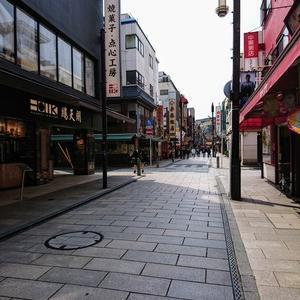 横浜中華街、開店休業