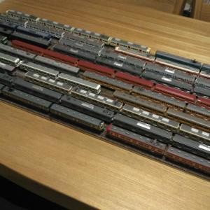 鉄道コレクションのコレクション…