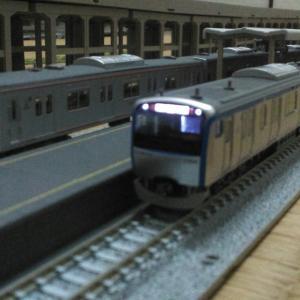 鉄道コレクション相模鉄道7000系の走行…