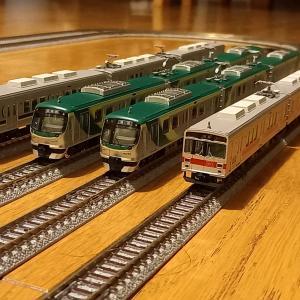 急行列車並のスピード…