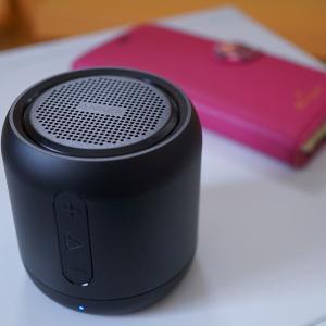 コスパ重視派におすすめ!AnkerのBluetoothスピーカー「SoundCore mini」の魅力