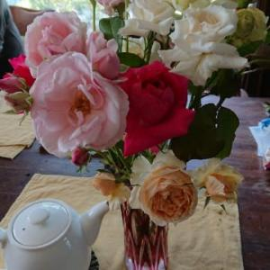 2番花の花束