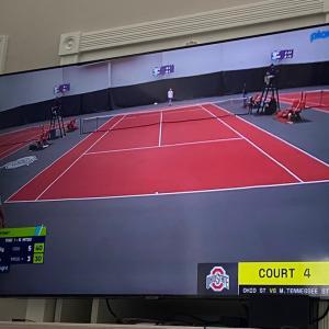 カレッジテニス