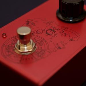 極上のギターサウンドを作る、最高に上品なファズ!「Organic Sounds Organic Booster Kerberos」レビューします!