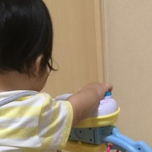 祝!ぽんた君生誕10ヵ月!!初めての赤ちゃんリュック(o^^o)