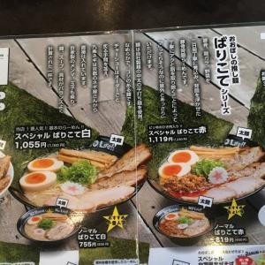 【麺活】ラーメンおおぼし安曇野店へ行ってきました(^ν^)