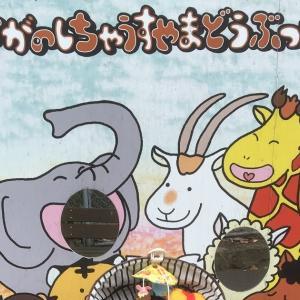 ぽんた君と茶臼山動物園へ行って来ました(^ν^)【久々投稿】