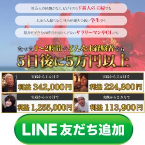 <5日後に5万円>三矢田式ビジネス