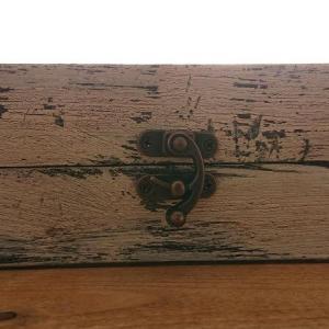 【DIY】アンティーク風「小物収納」を手作りするよ。材料はセリアとダイソーで入手