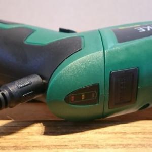 【レビュー】初めての電動ドライバーは「ZENKE」にしたよ!安くて初心者におすすめの工具だと思う