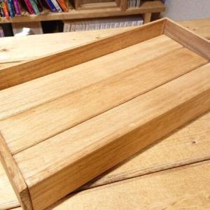 【DIY】CAINZすのこを分解して、木箱タイプの調味料収納を手作りするよ。ナチュラルテイストのハンドメイド雑貨