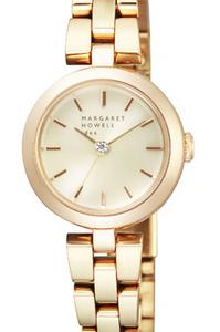 シンプルで飽きない。ずっと使える【MARGARET HOWELL idea】の腕時計
