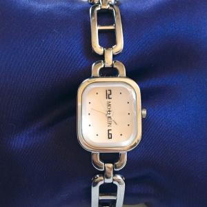 初めての腕時計 MICHEL KLEIN【ミッシェルクラン】