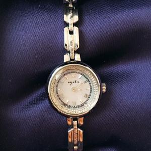 ファッションジュエリーブランドageteの腕時計レビュー【アガット】
