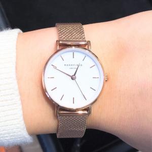ミニマルでおしゃれ。オランダ発の腕時計ROSEFIELD【ローズフィールド】