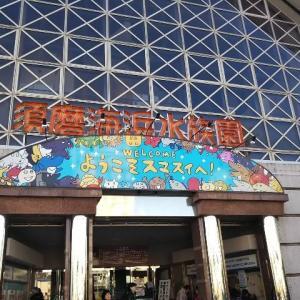 遠足でも大人気の須磨水族館に行きました。おすすめポイントと気を付けてほしいポイント。