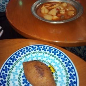 十条のクルド料理店「メソポタミア」にまたまた行った。