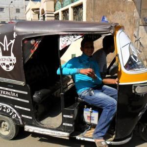 エジプト・カイロ滞在記2011年5月~マルグの猫煙草おじさん編~