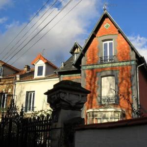 2013年1月末のパリ・ナンテールへの旅~ナンテールの街の風景編~