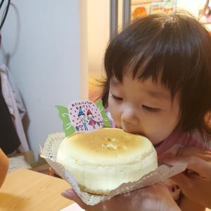 次女ちぃ、祝1歳!!おめでとう