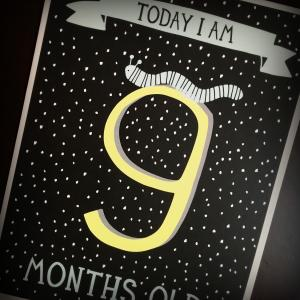 【0y39w1d】上の歯も生えてきた~9ヶ月★