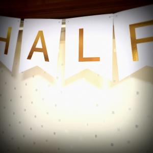 【0y26w0d】Happy Half Birthday★