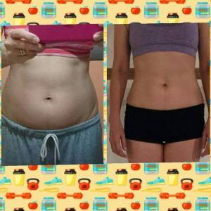 《ご参加者様より14》産後の体型崩れが9ヶ月で7kg減。ジーンズが29から25へ